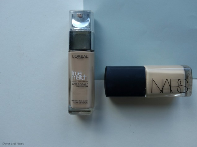 Favourite Spring Foundations with Nars Loreal Bourjois and Etos