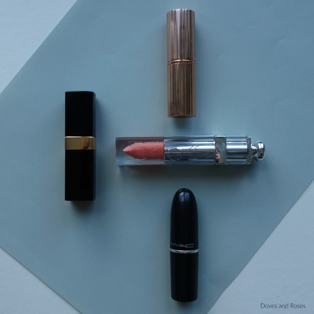 Favourite Spring Lipsticks with Dior, Charlotte Tilbury, Chanel and MAC