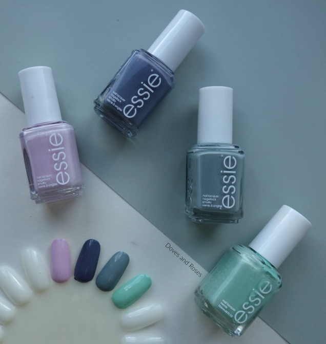 Spring Pastel Polish Essie Go Ginza Petal Pushers Maximillian Strasse Her Fashion Playground
