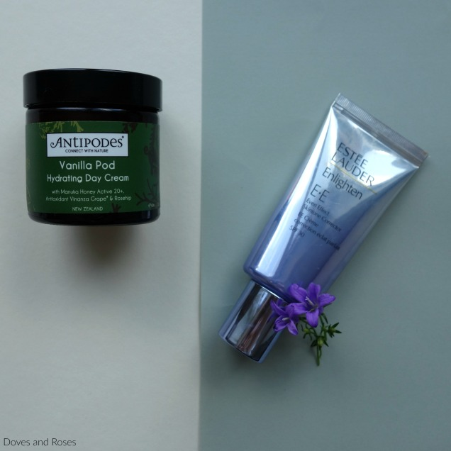 Spring Skincare Favourites with pixi liz earle estee lauder and antipodes