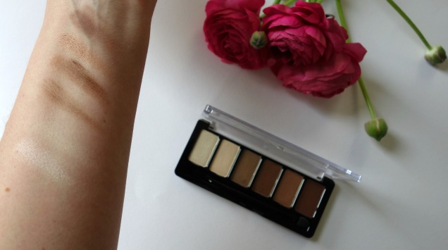 Catrice Chocolate Nude Eyeshadow Palette