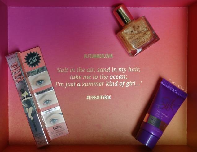 Look Fantastic Summerlovin July Beauty Box (1)