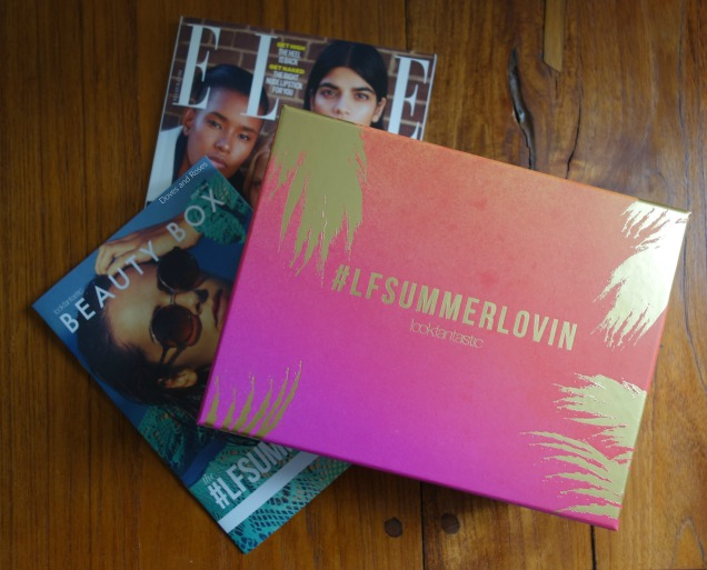 Look Fantastic Summerlovin July Beauty Box
