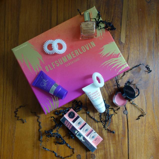 Look Fantastic Summerlovin July Beauty Box (3)