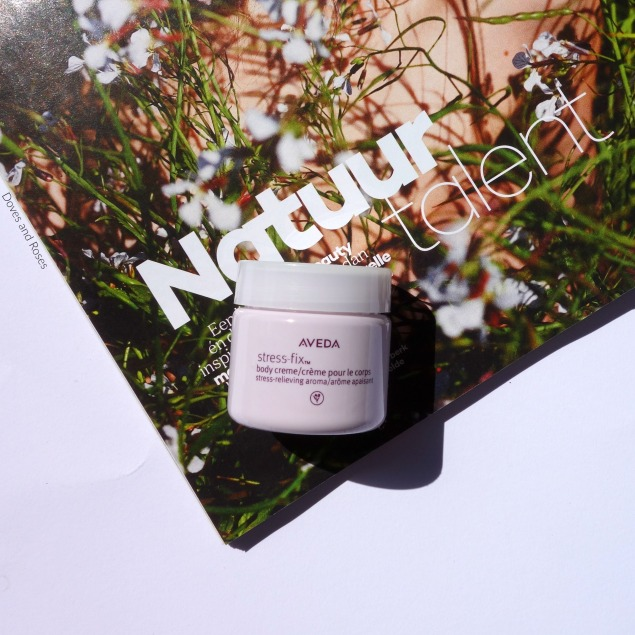 aveda stress-fix body creme