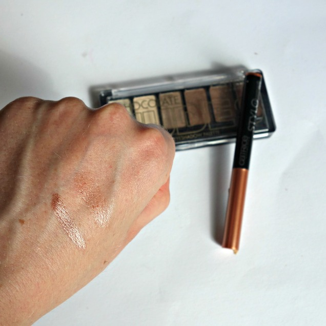 Catrice Stylo Eyeshadow pen 030 Copper and Paste