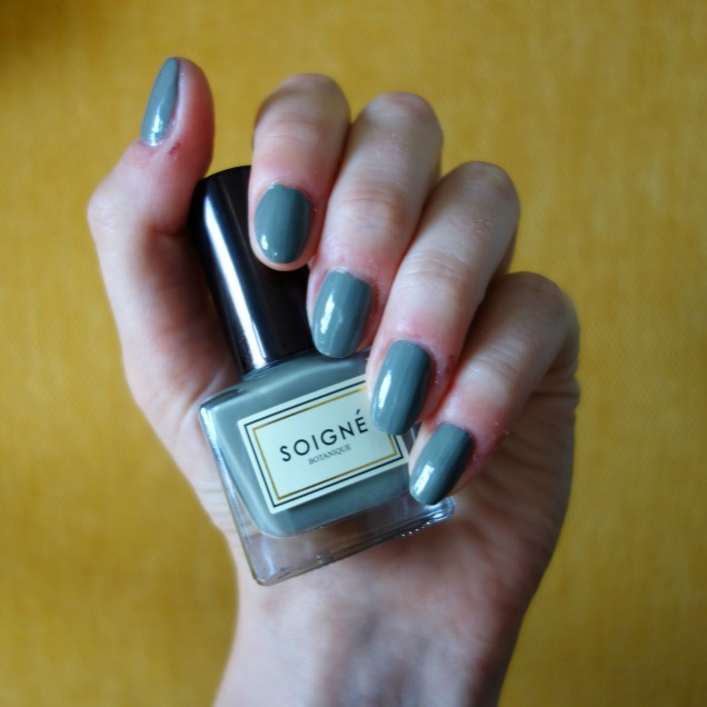 Soigne Botanique Couvert Natural Five Free Nail Polish