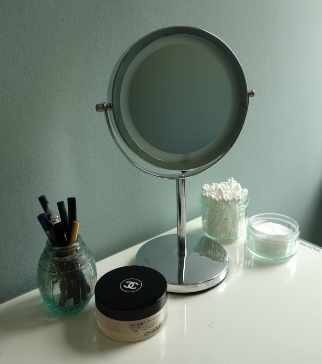 Lidl Cosmetic Mirror with LED light