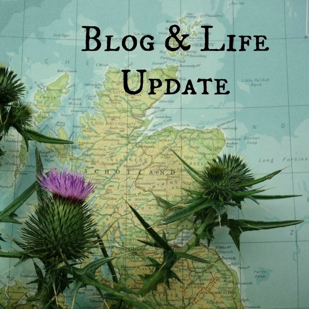 blog and life update